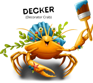 decker-the-decorator-crab-bible-memory-buddy